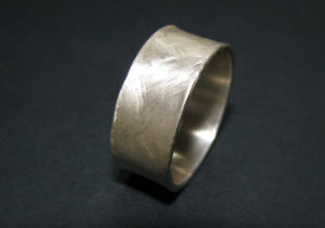 sterling-silver-ring-brushed